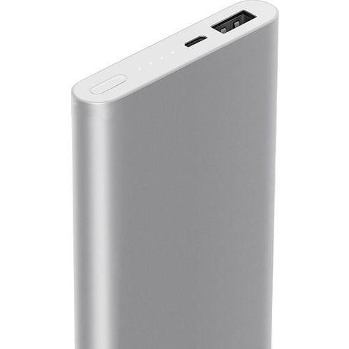 Xiaomi Powerbank 10000mah/mi2 (vxn4182cn) srebrny darmowy odbiór w 20 miastach! (6970244522528)