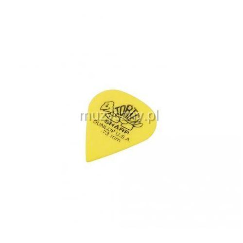 Dunlop 412P Tortex Sharp kostka gitarowa 0.73mm