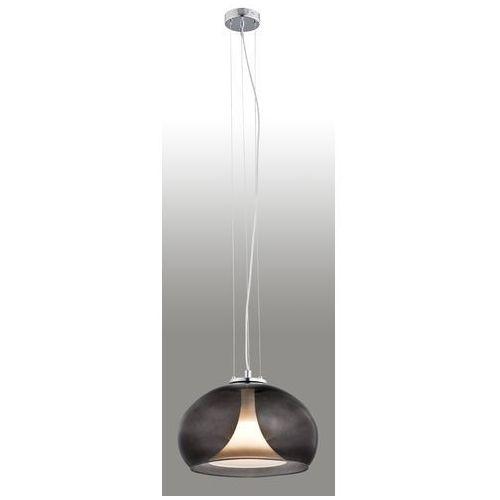 Wyprzedaż - Lampa wisząca 1X60W E27 Czarny BASSA 452 ARGON (lampa z ekspozycji), 452