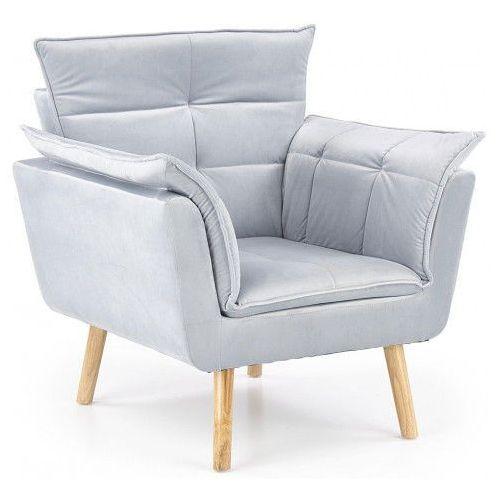 Fotel wypoczynkowy Raven - popielaty, V-CH-REZZO-FOT-J.POPIEL
