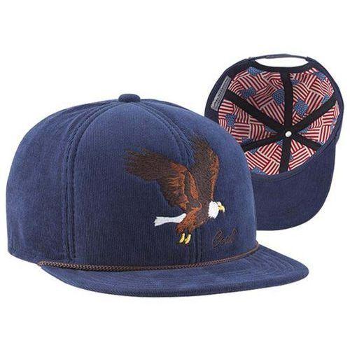 czapka z daszkiem COAL - The Wilderness SP Dark Navy (Eagle) (06) rozmiar: OS