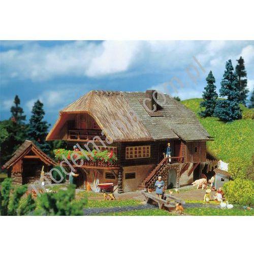 Faller Domek leśny szwardzwaldzki,  131290, 146 x 126 x 99 mm, skala h0 (4104090312909)