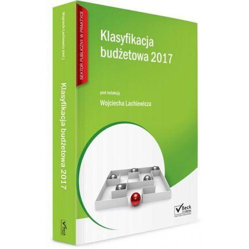 Klasyfikacja budżetowa 2017 - Wojciech Lachiewicz (2017)