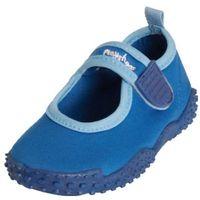 Playshoes buty do wody aqua + uv50+ niebieski (4010952306309)