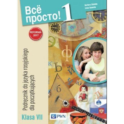 Wsio prosto 1 Podręcznik do języka rosyjskiego Klasa VII (92 str.)