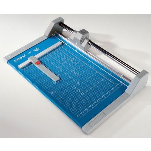 Trymer Dahle 550 -A4/B4, 20 kartek, dł. cięcia 360mm, NB-3610
