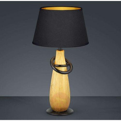 Reality thebes lampa stołowa złoty, 1-punktowy - nowoczesny - obszar wewnętrzny - thebes - czas dostawy: od 4-8 dni roboczych (4017807359442)