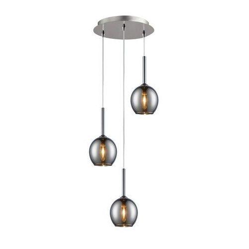 Zumaline lampa wisząca MONIC chrom MD1629-3B (chrome), MD1629-3B (chrome)