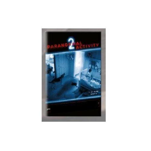 Paranormal Activity 2 (DVD) - Tod Williams, kup u jednego z partnerów