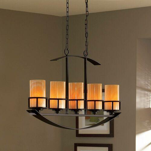Lampa wisząca KYLE QZ/KYLE5/ISLE - Elstead Lighting - Rabat w koszyku