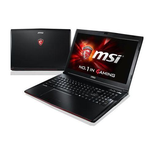 MSI   GP62 7RD-041XPL