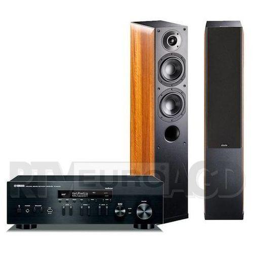 Yamaha musiccast r-n402d (czarny), indiana line nota 550 x (orzech)