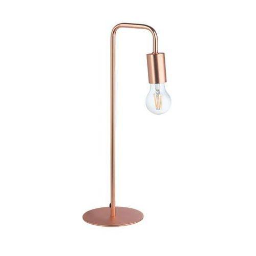 Lampa stołowa LANA 60W E27 miedź INSPIRE (3276000392842)