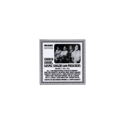 Gospel singers &... - 25tr - marki Document records