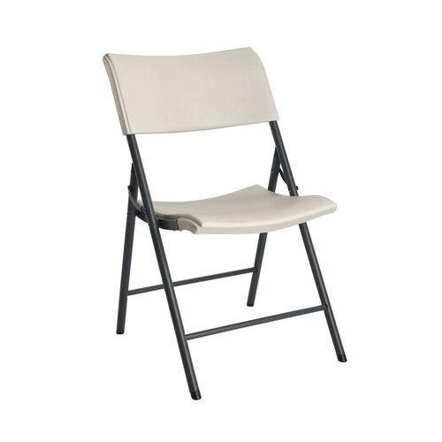 Lifetime Krzesło półkomercyjne składane 80142