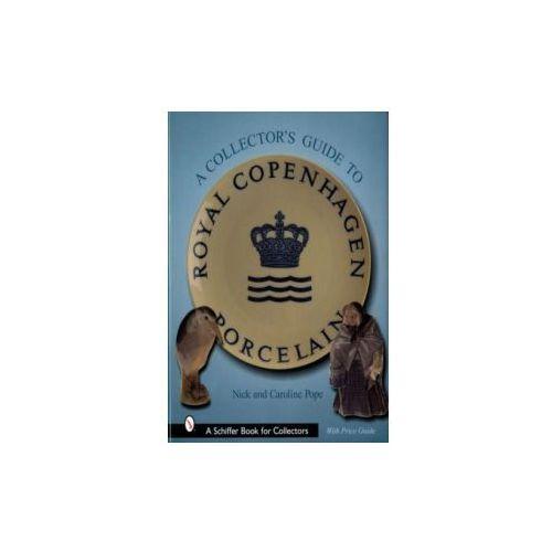 Comprehensive Guide to Royal Copenhagen Porcelain (9780764313868)