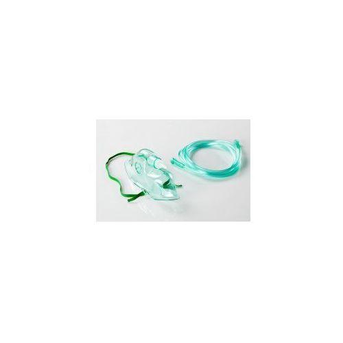 Maska tlenowa standard dla dzieci z rurką well 1szt. (6944932703964)