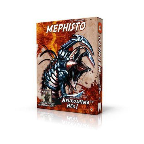 Neuroshima Hex 3. 0 Mephisto - DARMOWA DOSTAWA OD 199 ZŁ!!!