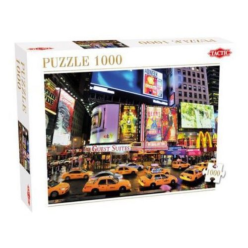 Tactic Puzzle  new york 1000 elementów
