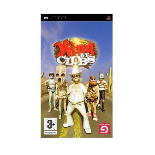 King of Clubs (PSP)