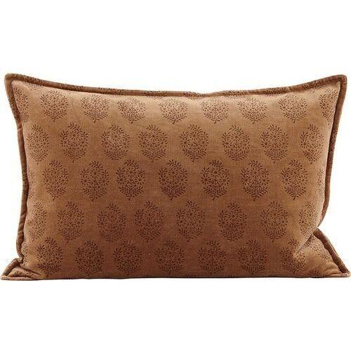House doctor Poszewka na poduszkę velv 40 x 60 cm koral (5707644779846)