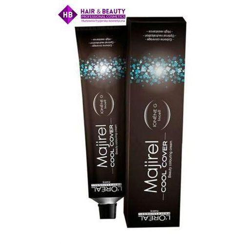 L'oréal profesionnel série expert majirel cool cover 4 farba do trwałej koloryzacji w chłodnych odcieniach 50ml marki L'oréal professionnel