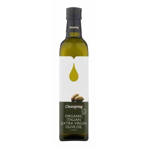 Clearspring Oliwa z oliwek extra virgin bio 500 ml - (5021554981473)