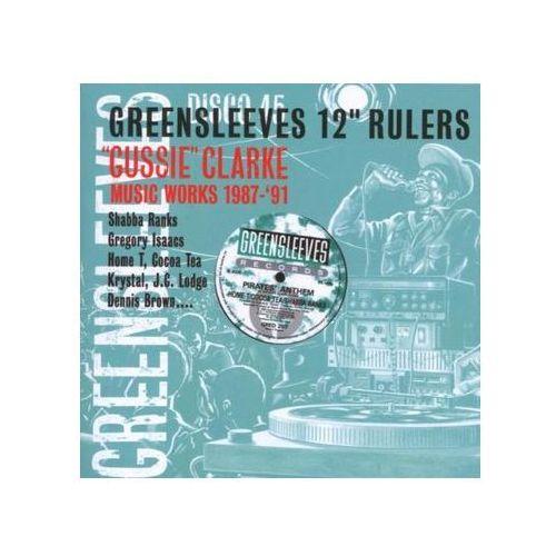 """Clarke, Gussie - Greensleeves 12"""" Rulers - Music Works 1987-91 - sprawdź w wybranym sklepie"""