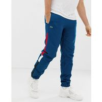 side stripe jogging bottoms - multi marki Lacoste