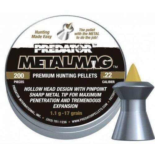 Śrut JSB Predator Metalmag 5.5mm 200szt (2002-01-200)
