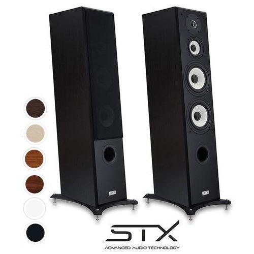 Kolumny głośniki podłogowe electrino 250 marki Stx