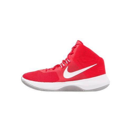 Nike Performance AIR PRECISION Obuwie do koszykówki university red/white/wolf grey (0886549197278)