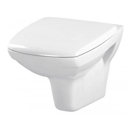 Cersanit miska wc wisząca carina + deska duroplast k31-002.k98-0068