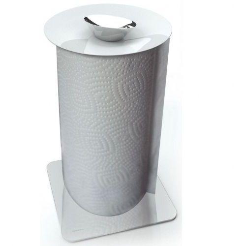 Bugatti - Acqua - stojak na ręczniki papierowe (wymiary: 17 x 17 x 28 cm) (8020178825269)
