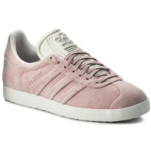 Buty adidas - Gazelle Stitch And Turn W BB6708 Wonpnk/Wonpnk/Ftwwht, kolor różowy