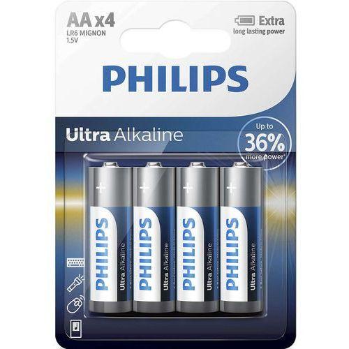 Philips Bateria ultra lr6/aa (4 szt.)