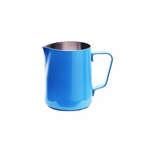 JOE FREX Dzbanek do spienienia mleka 0,35 L niebieski (4260150976815)