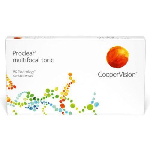 Proclear multifocal toric typ n 3 szt. marki Cooper vision