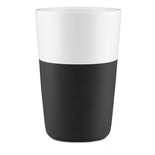 Filiżanki do latte 2 szt Eva Solo Black, 501003