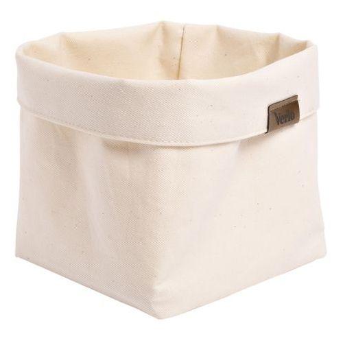 Torba na pieczywo bawełniana ecru marki Verlo