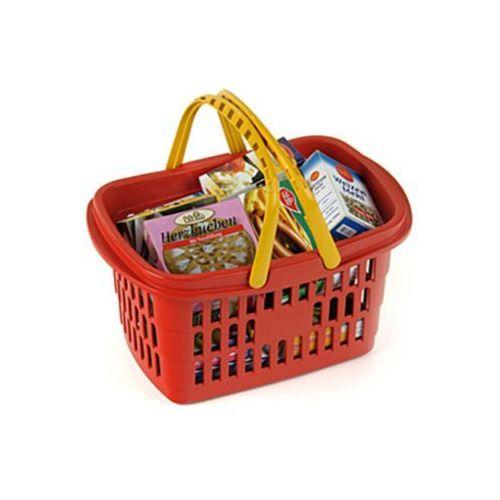 koszyk na zakupy z zakupami marki Klein