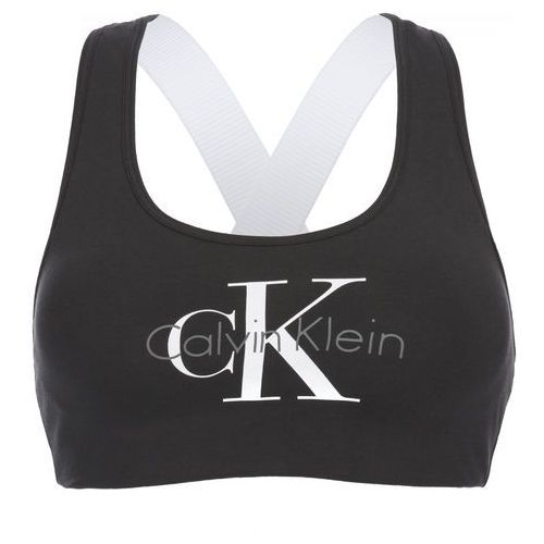 Calvin Klein Underwear Biustonosz bustier black, kolor czarny