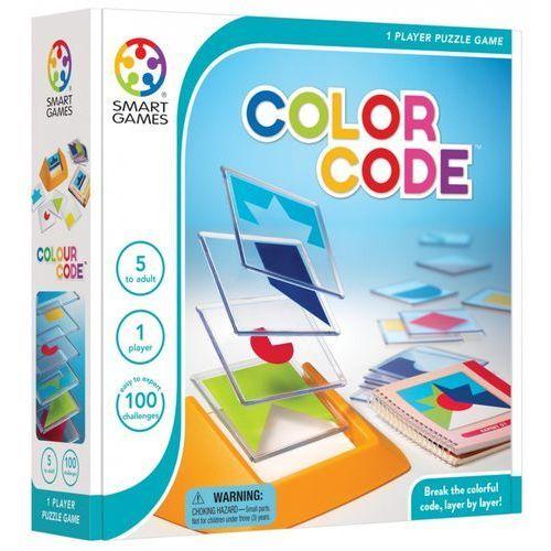 Smart Games Kolorowy kod - Smart Games. DARMOWA DOSTAWA DO KIOSKU RUCHU OD 24,99ZŁ