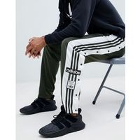 adibreak popper joggers in green dh5749 - green marki Adidas originals