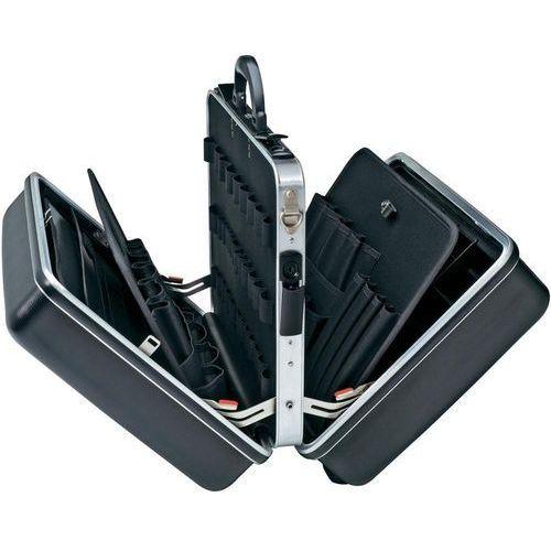 Walizka narzędziowa bez wyposażenia, uniwersalna Knipex Big Twin 00 21 40 LE (SxWxG) 490 x 255 x 410 mm (4003773057673)