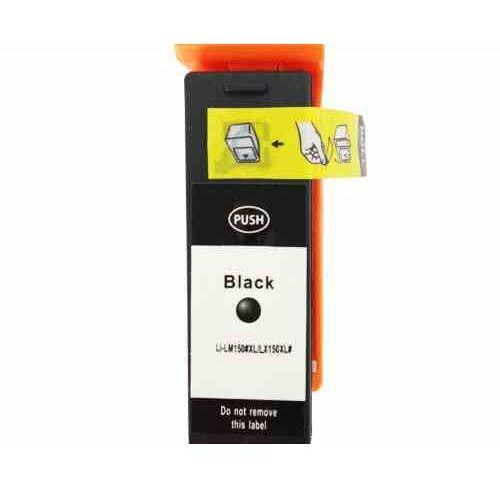 Tusz Cartridge Lexmark 150XL 14N1614E Pro715/Pro915 S315/S415/S515 Black zamiennik