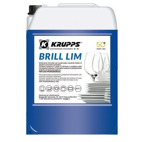 Profesjonalny płyn płyn nabłyszczający KRUPPS 2x5 kg   BRILL LIM