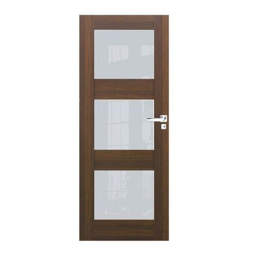Drzwi pokojowe Tre 90 lewe orzech north (5901525995794)