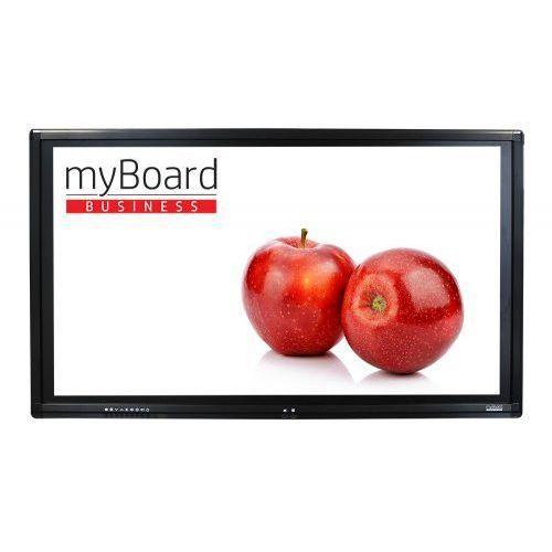 """Monitor interaktywny business led 65"""" z androidem + ops i3 marki Myboard"""