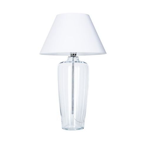 Lampa stołowa lampka 4Concepts Bilabo 1x60W E27 biały L019031215